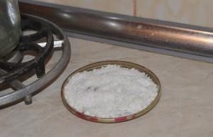 Мелок Машенька измельченный в порошок для более качественной обработки