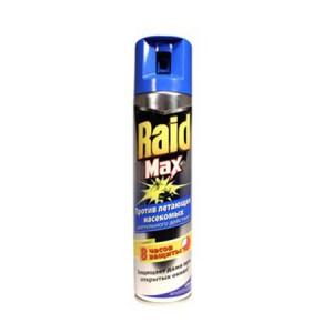 Raid Max от клопов