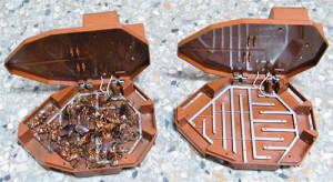 Электроловушка для тараканов