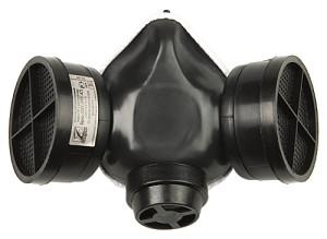 Респиратор для защиты дыхательных путей при обработке