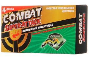 "Ядовитые ловушки для муравьев ""Combat"""