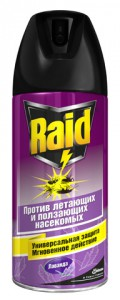 Аэрозоли от тараканов